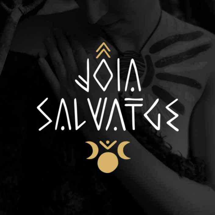 Disseny de logotip - Joia Salvatge